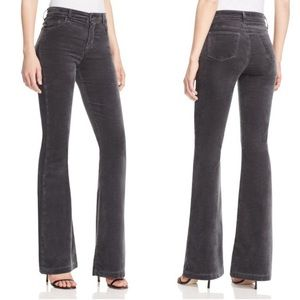 J Brand Maria Flare Leg Jeans women's 30 asphalt